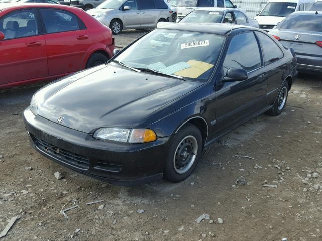 Photo 1995 Honda Civic DX coupe