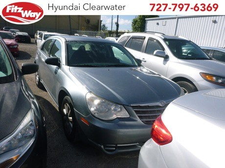 Photo Used 2010 Chrysler Sebring Touring for Sale in Clearwater near Tampa, FL
