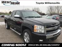 2011 Chevrolet Silverado 1500 LT Truck Extended Cab For Sale - Serving Amherst