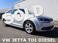 2012 Volkswagen Jetta TDI w/Premium & Nav