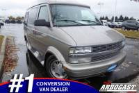Pre-Owned 2002 Chevrolet Conversion Van Astro Discovery RWD Hi-Top