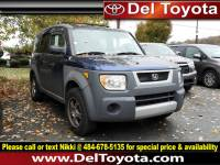 Used 2003 Honda Element DX For Sale in Thorndale, PA | Near West Chester, Malvern, Coatesville, & Downingtown, PA | VIN: 5J6YH28203L005645