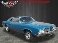 Pre-Owned 1970 Oldsmobile Cutlass Supreme POSI 2D Hardtop