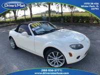 Used 2006 Mazda MX-5 Sport| For Sale in Winter Park, FL | JM1NC25F160111512