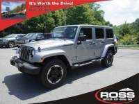 2014 Jeep Wrangler JK Unlimited Sahara Polar Edition 4x4 SUV in Boone