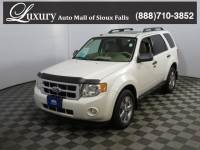 Pre-Owned 2009 Ford Escape XLT 3.0L SUV for Sale in Sioux Falls near Brookings