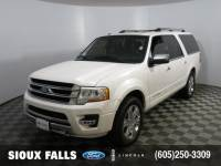 Certified Pre-Owned 2015 Ford Expedition EL Platinum SUV for Sale in Sioux Falls near Vermillion