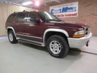 2002 Dodge Durango SLT+ SLT Plus SUV