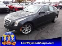 2015 Cadillac ATS 2.0L Turbo Luxury Sedan AWD