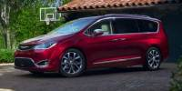CERTIFIED PRE-OWNED 2017 CHRYSLER PACIFICA LIMITED WITH NAVIGATION