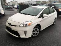 2014 Toyota Prius One Hatchback Front-wheel Drive