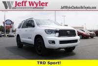 2018 Toyota Sequoia TRD Sport SUV 4WD