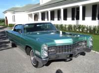 1966 Cadillac DeVille CONVERTIBLE CRUISER GREAT COLOR