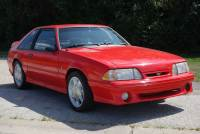 1993 Ford Mustang -PRICE REDUCED!!-COBRA SVT COUPE- 52k ORIGINAL LOW MILES - SEE VIDEO
