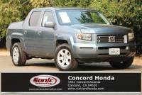 Pre-Owned 2007 Honda Ridgeline RTL Auto with Leather & Navigation