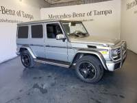 Certified 2017 Mercedes-Benz G-Class G 550 SUV in Jacksonville FL