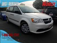 2013 Dodge Grand Caravan SE w/ Quad Seating