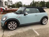 Used 2012 MINI Cooper Convertible S Convertible