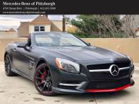 2016 Mercedes-Benz SL 550 Roadster in Pittsburgh