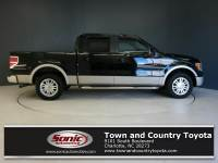 Used 2009 Ford F-150 SuperCrew Lariat 2WD Supercrew 145 Truck SuperCrew Cab in Charlotte