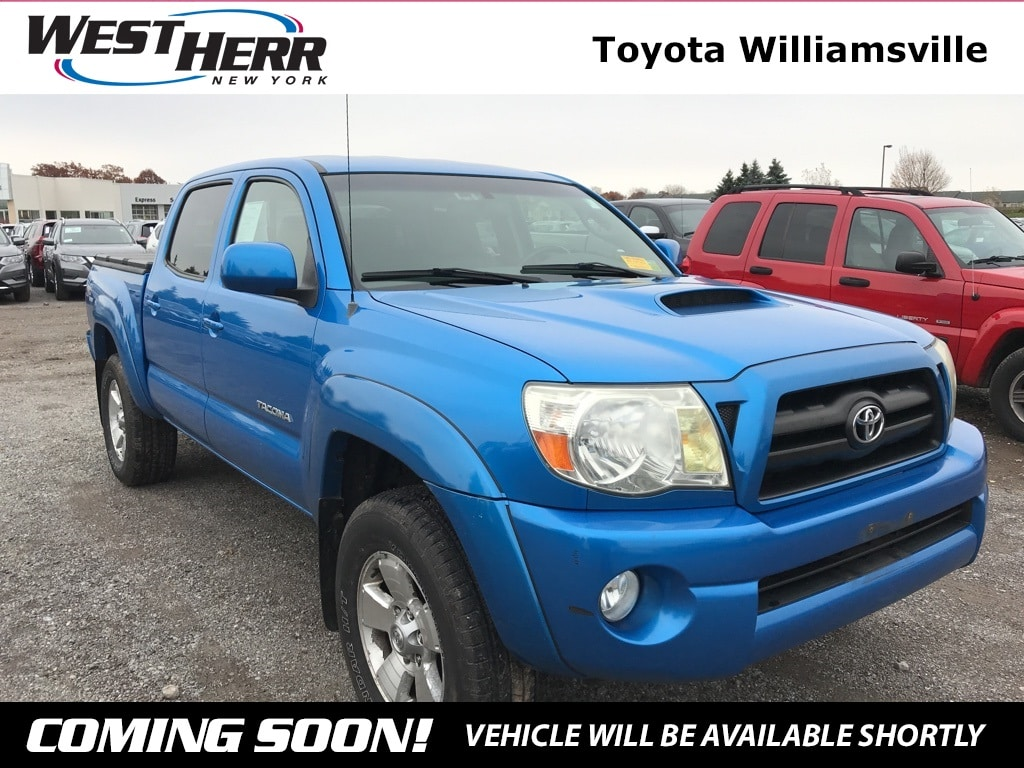 Photo 2005 Toyota Tacoma TRD Sport Truck Double-Cab For Sale - Serving Amherst