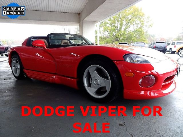 Photo 1995 Dodge Viper Sports Car
