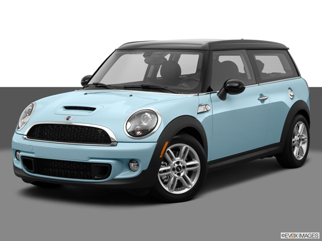Photo 2014 MINI Clubman Cooper S Clubman Wagon