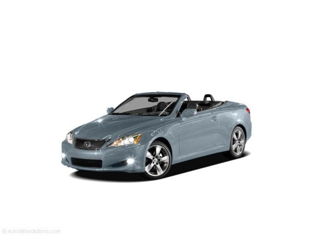 Photo Used 2011 LEXUS IS 250C Base Convertible in Bowie, MD