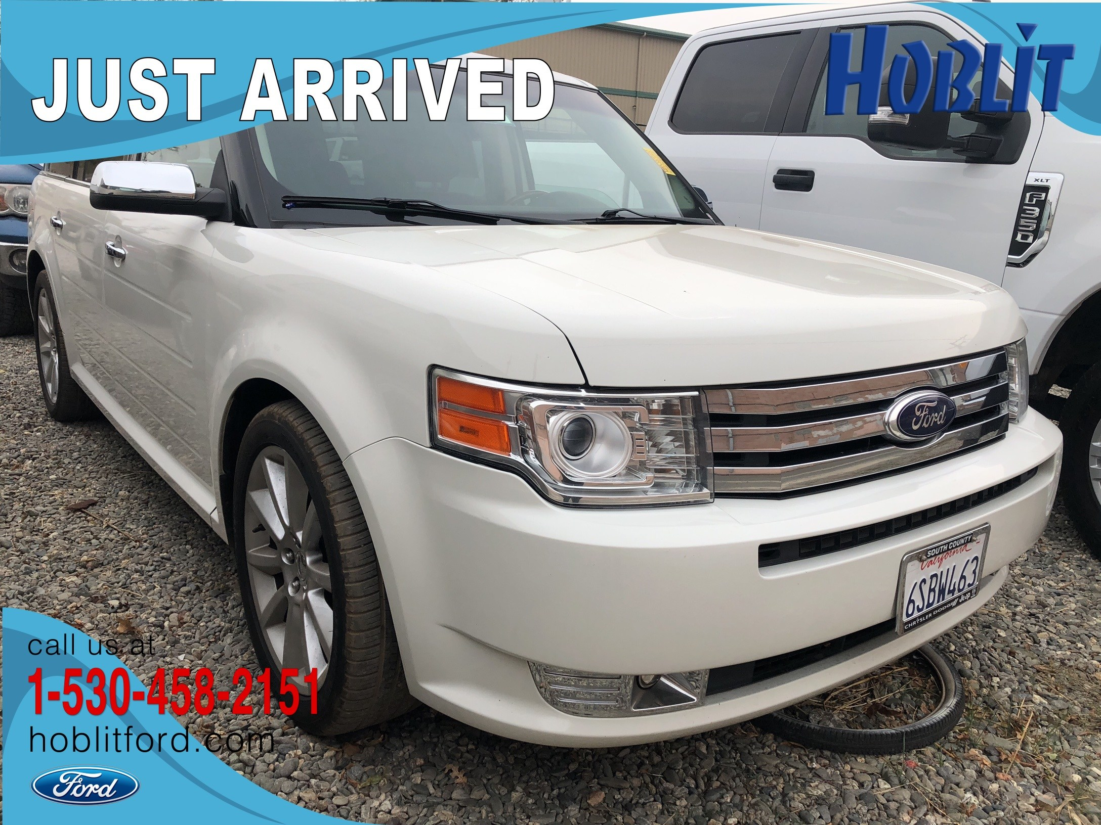 Photo 2011 Ford Flex Limited AWD EcoBoost w 3rd Row Seating