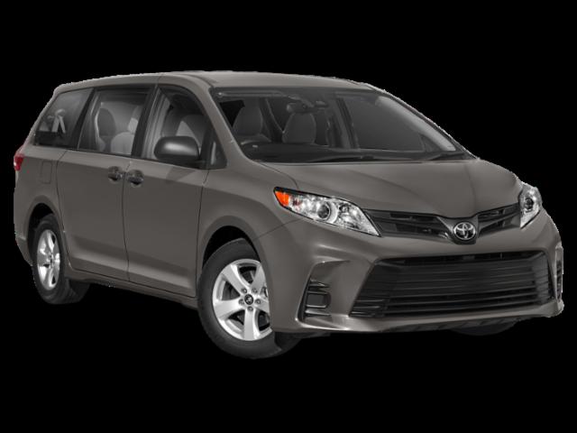 Photo New 2019 Toyota Sienna LE FWD 4D Passenger Van