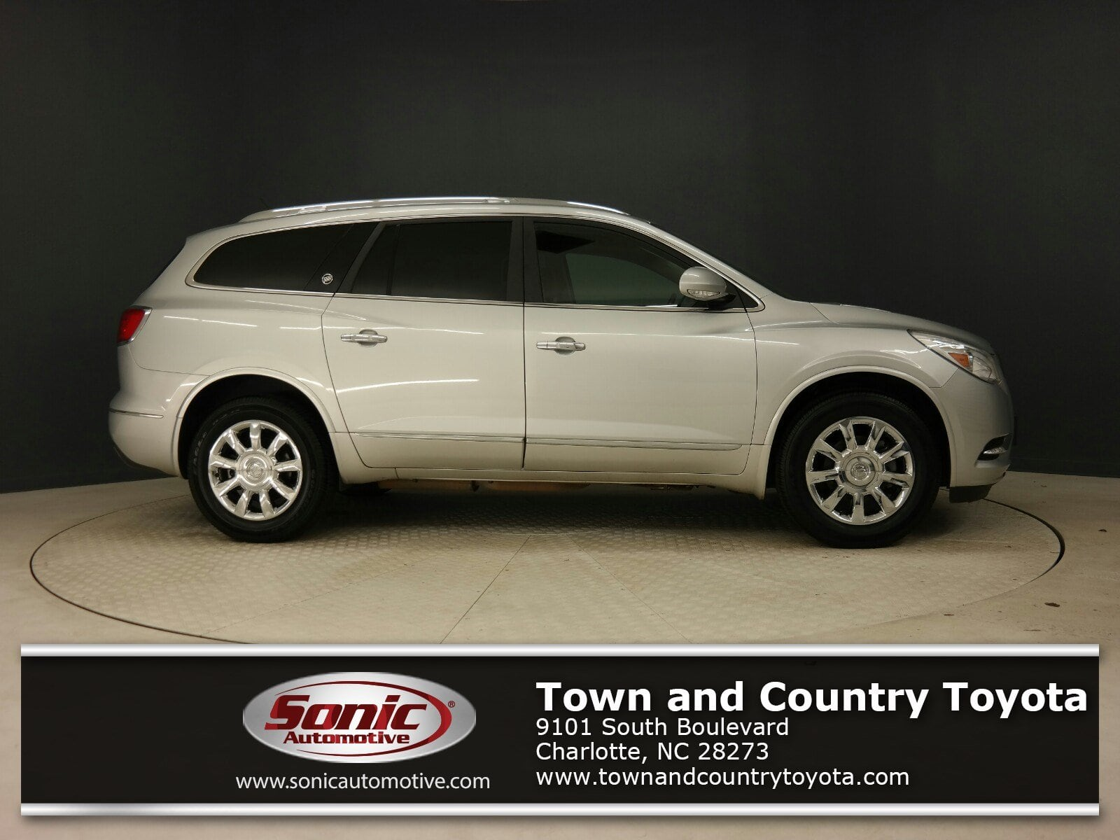 Photo Used 2015 Buick Enclave Leather FWD 4dr SUV in Charlotte