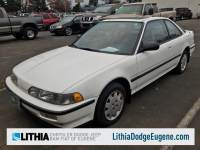 Used 1990 Acura Integra 3dr Hatchback LS 5-Spd in Eugene