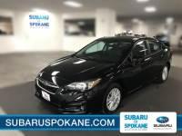 Certified Pre-Owned 2018 Subaru Impreza 2.0i Premium 4-Door CVT in Spokane