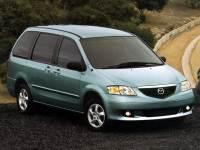 Pre-Owned 2002 Mazda MPV ES Van in St Augustine FL