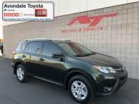 Certified Pre-Owned 2013 Toyota RAV4 SUV Front-wheel Drive in Avondale, AZ