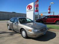 Used 2001 Buick Lesabre Limited Sedan FWD For Sale in Houston