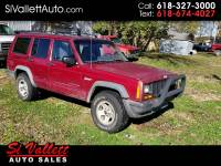 1998 Jeep Cherokee 4dr SE 4WD