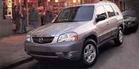 Pre-Owned 2002 Mazda Tribute SUV 3.0L Auto ES 4WD