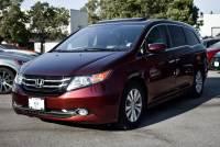 Pre-Owned 2016 Honda Odyssey EX-L w/Navigation Van Passenger Van For Sale Corte Madera, CA