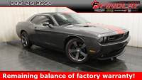 Used 2014 Dodge Challenger SXT Coupe For Sale Findlay, OH