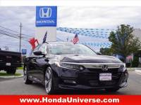 Certified Pre-Owned 2018 Honda Accord Touring 1.5T CVT 1.5T FWD Touring 4dr Sedan (1.5T I4)