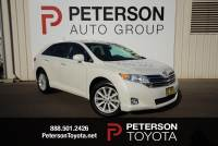 2012 Toyota Venza Crossover All-wheel Drive