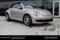 2015 Volkswagen Beetle Convertible 1.8T Classic Convertible