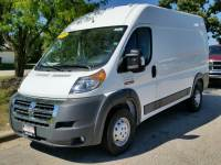 PRE-OWNED 2018 RAM PROMASTER 1500 BASE FWD 3D CARGO VAN
