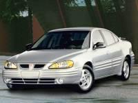 Used 1999 Pontiac Grand Am Sedan I-4 cyl in Clovis, NM