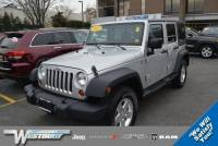 Used 2012 Jeep Wrangler Unlimited Sport 4WD Sport Long Island, NY