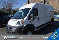 Certified Used 2016 Ram Promaster Cargo Van 2500 High Roof 159 WB Long Island, NY