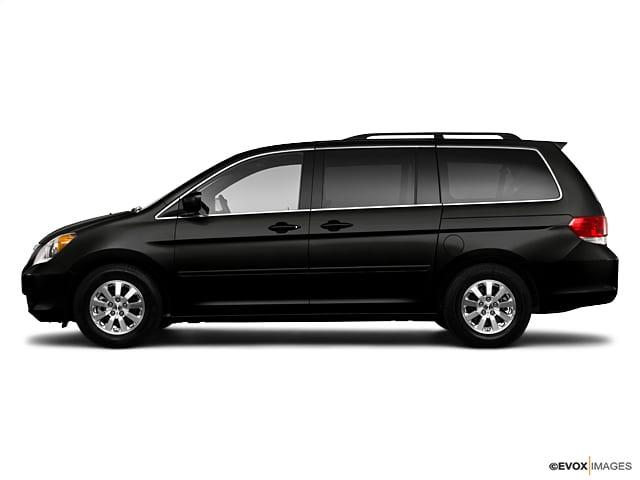 Photo Used 2010 Honda Odyssey EX-L Van