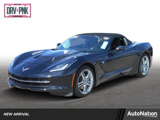 Photo 2017 Chevrolet Corvette 3LT