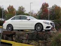 Pre-Owned 2017 Mercedes-Benz C-Class AMG® C 63 RWD 4dr Car